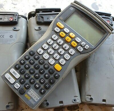 £25.63 • Buy Lote 5 Handheld Computer PSION Workabout MX 2 Mb RAM. Job Lot