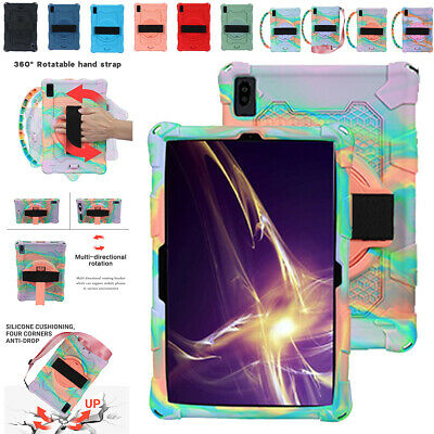 AU25.29 • Buy For Samsung Galaxy Tab S6 Lite S6 S5e Kids Safe Rubber Tablet Case Stand Cover