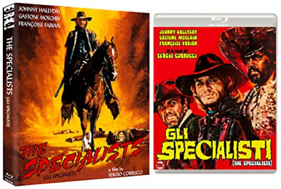£14.55 • Buy The Specialists Limited Edition BLU-RAY NEW