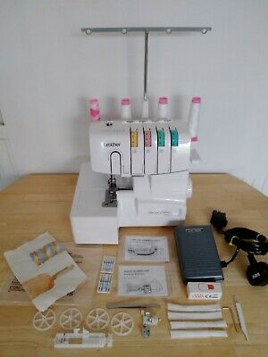 £249.95 • Buy Brother 1034D 3/4 Thread Overlocker Serger Differential Feed Lock Sewing Machine