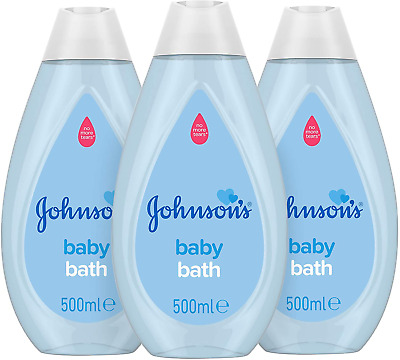 £12.88 • Buy JOHNSON'S Baby Bath Multipack - Gentle And Mild For Delicate Skin And Everyday -