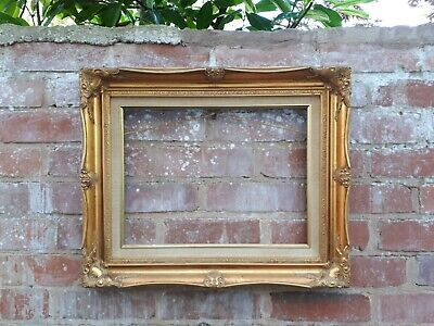 £55 • Buy Vintage Rococo Baroque Gold Gilt Wooden Picture Frame 12  X 16  Picture