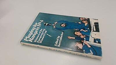 £14.99 • Buy Playing For Rangers No. 4 By Ken Gallacher Book The Cheap Fast Free Post