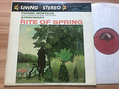 £4.20 • Buy RCA LSC 2085 US 1st S/D STRAVINSKY - THE RITE OF SPRING *PIERRE MONTEUX* EX