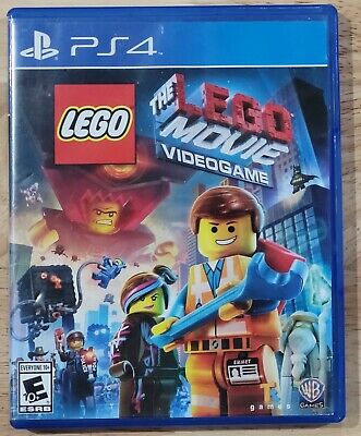 AU19.95 • Buy The Lego Movie Video Game - PS4 Sony PlayStation 4 - Tested Free Postage
