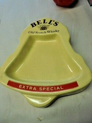 £9.99 • Buy Vintage Bells  Whisky Ceramic Ashtray By Wade Perfect Condition