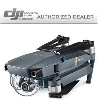 AU670.75 • Buy DJI Mavic Pro Craft Drone Includes Battery And Propellers