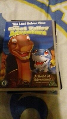 £0.20 • Buy The Land Before Time  The Great Valley Adventure DVD 2011 Roy Smith Cert U