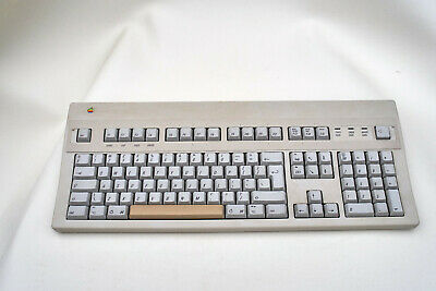 £95 • Buy M3501 Apple Extended Keyboard II, Function Key Overlay, White ALPS Switches