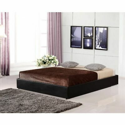 AU269 • Buy New PU Leather Double Bed Ensemble Frame