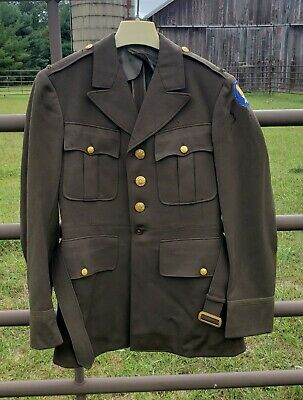 £57.47 • Buy WWII US Army Air Force Officer Jacket