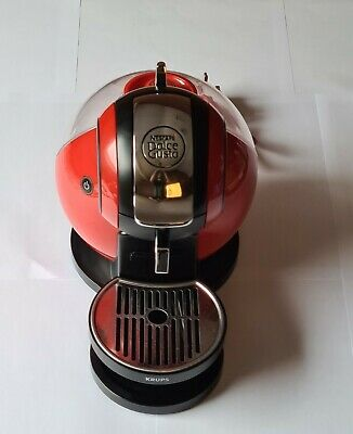 £17.99 • Buy Krups Nescafe Dolce Gusto Melody Coffee Machine Red Edition