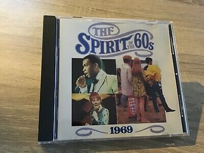 £1.99 • Buy Time Life Spirit Of The 60s 1969 Cd