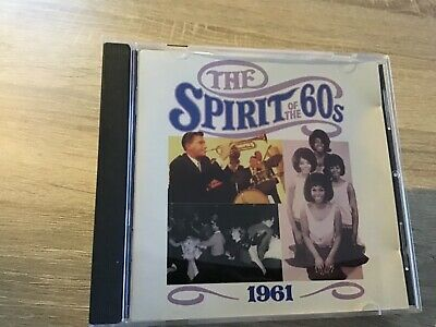 £1.99 • Buy Time Life Spirit Of The 60s 1961 Cd
