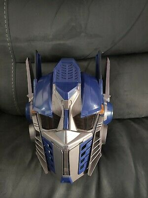 £20 • Buy Transformers Optimus Prime Mask Voice Changing. Perfect Working Order.