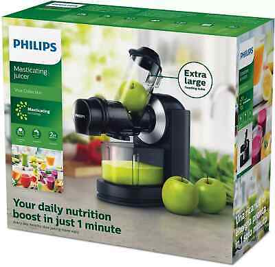 £150 • Buy Philips Viva Cold Press Masticating Slow Juicer With X-Large Feed Tube