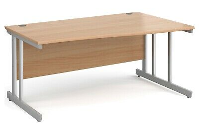 £76 • Buy Tully II Right Hand Wave Desk By Furniture@Work - New Never Used. Paid159.00 New
