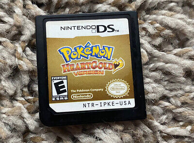 $119 • Buy Pokemon: HeartGold Version (Nintendo DS, 2010) *Authentic/Cartridge Only