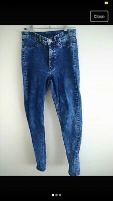 £0.99 • Buy Stonewash Jeans Worn A Couple Of Times Great Condition