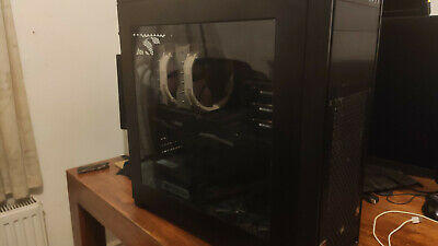 £1900 • Buy High Spec Gaming PC RX 6800 XT RYZEN 7 5800x 32GB RAM CUSTOM CABLES AND FANS