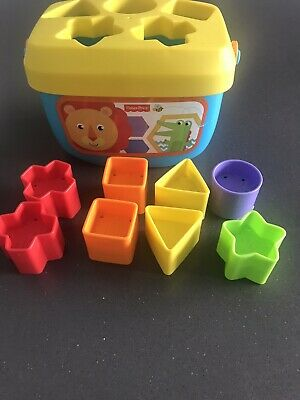 £1.20 • Buy Fisher-Price Shape Sorter Learn Play Toy Toddler Baby Nursery School. Used. VGC