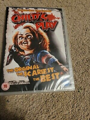 £0.99 • Buy Child's Play (DVD, 2004) Sealed