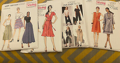£3.40 • Buy Very Easy Vogue Sewing Patterns