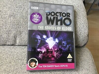 £0.99 • Buy Doctor Who The Stones Of Blood Dvd