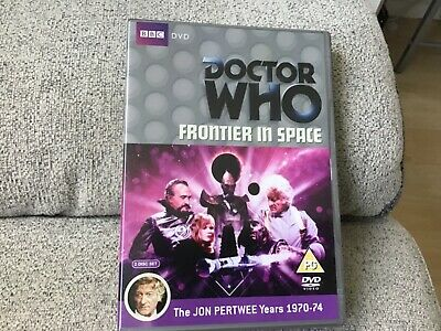 £0.99 • Buy Doctor Who Frontier In Space Dvd