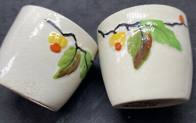 £3.99 • Buy Beautiful Antique Blossom Phoenix Ware By Thomas Forrester & Sons Ltd 2 Egg Cups