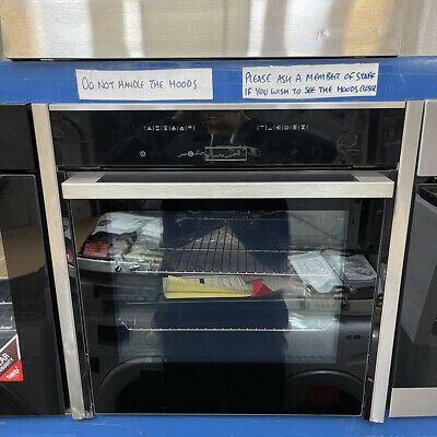 £599.99 • Buy NEFF N70 Slide&Hide B57CR22N0B Built-In Electric Single Oven - A+ Rated - SS