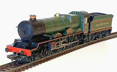 £60 • Buy Hornby R2119 Gwr King Class 4-6-0 Steam Loco 6014 King Henry Vii In Green Livery