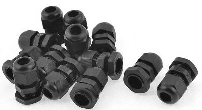 £6.99 • Buy 20 -16mm Cable Compression Glands M16 Waterproof IP68 TRS Stuffing Gland,Grommet