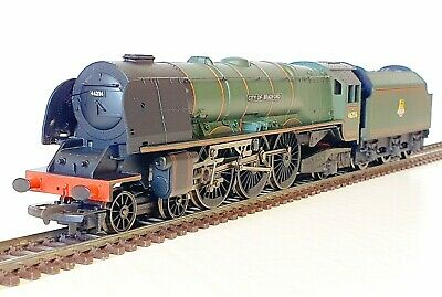 £75 • Buy Hornby R1004 Coronation Class 4-6-2 Loco 46236 City Of Bradford In Green Livery
