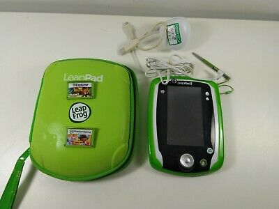 £5.99 • Buy Leap Pad2 By Leap Frog With Case & Two Games - Working Order