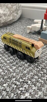 £5 • Buy Thomas The Tank Engine & Friends  - Wooden Train - DIESEL 10 Learning Curve
