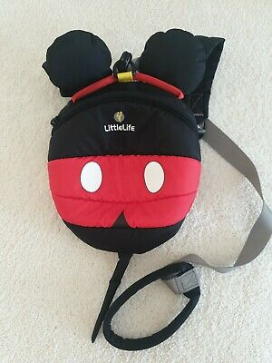 £7 • Buy Little Life Disney Child Childrens Toddler Infant Backpack With Reins
