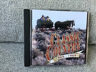 £0.99 • Buy Time Life Classic Country 1965-1969 2 Cds