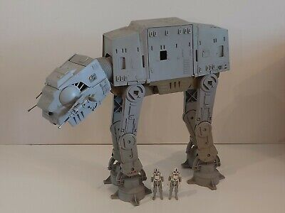 £60 • Buy Vintage Star Wars Figure AT-AT  1981 Kenner Not Palitoy With 2 Driver Figures