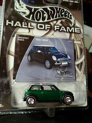£6.82 • Buy 2002 Hot Wheels Hall Of  Fame Greatest Rides Series 2001 Mini W/Red Line & Real