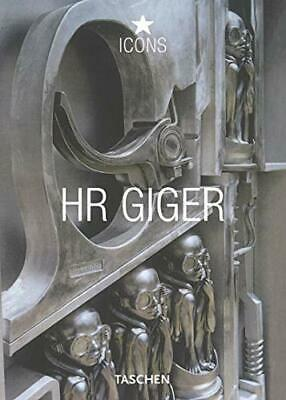 £5.99 • Buy Icons HR Giger By Stanislav Grof Paperback Book The Cheap Fast Free Post