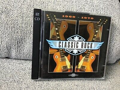£0.99 • Buy Time Life Classic 1969-70 2 Cds 70s Black Sabbath The Band Byrds Moody Blues