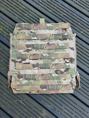 £85 • Buy Crye Precision Avs Zip On Molle Back Panel
