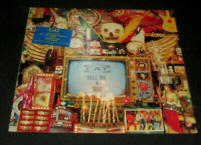 £4.36 • Buy Eat - SELL ME A GOD   Gold Stamp Promo LP  With Original Record Sleeve