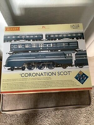 £200 • Buy Hornby Coronation Scot Limited Addition 2000 DCC Fitted With Sound