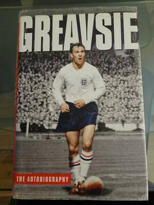 £34.95 • Buy Jimmy Greaves England/tottenham & Chelsea Legend Signed Autobiography