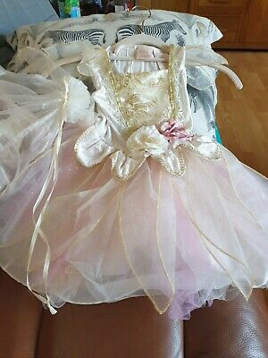 £14.99 • Buy Fairy Dust Girls Enchanted Fairy Unicorn Dress Up Costume Outfit Age 2-3