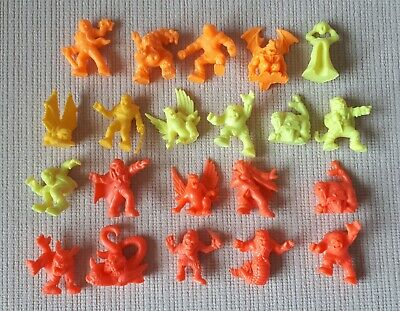 £18.49 • Buy 21 Monster In My Pocket  All Different Figures  VGC