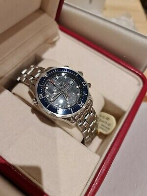 £2700 • Buy Omega Seamaster 2225.80.00 Auto Chrono Blue Stainless Steel Box & Papers 2013