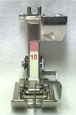 £25 • Buy Bernina Edge Stitch Foot With Sensor - No 10 - For 9mm Sewing Machines